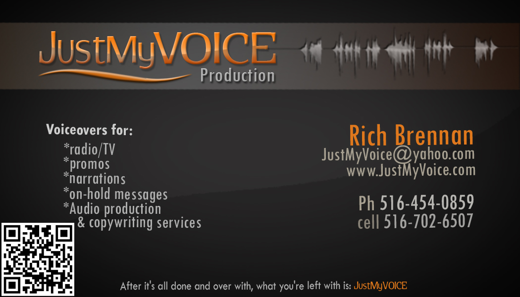 Voiceover Business | Male Voice Talent | Voice Actor | Audio ...