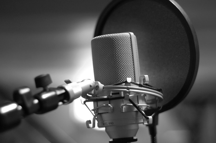 Professional Voice Over