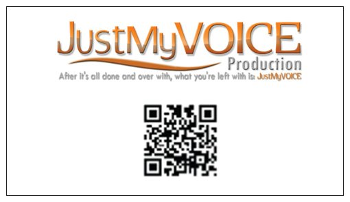 Voiceover business male voice talent voice actor audio after downloading the qr code reader onto your smartphone its free youll be able to scan that qr code without having to type the webpage address colourmoves
